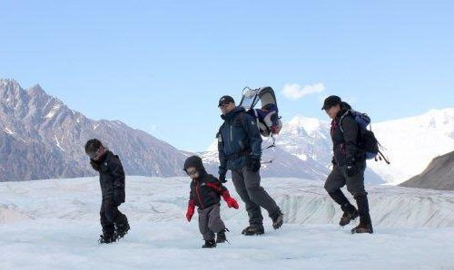 Peaks, Glaciers & Kids – Part II