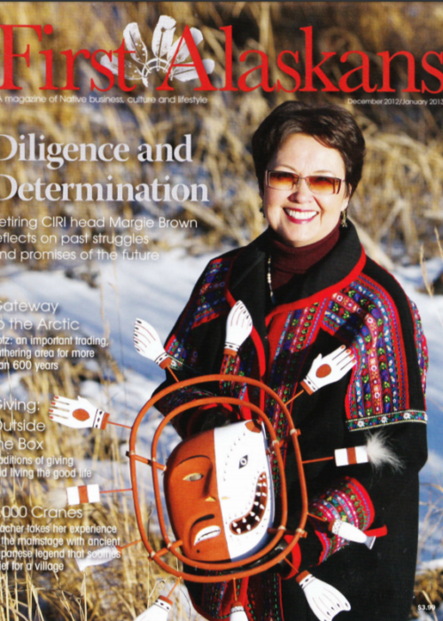 First Alaskans Magazine   This Thing That Happens