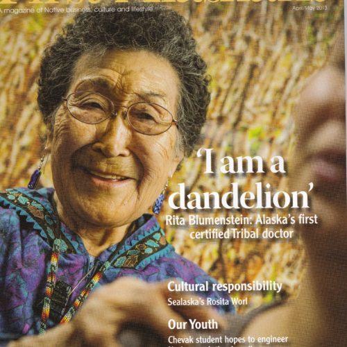 First Alaskans Magazine | Alaska's First Certified Tribal Doctor