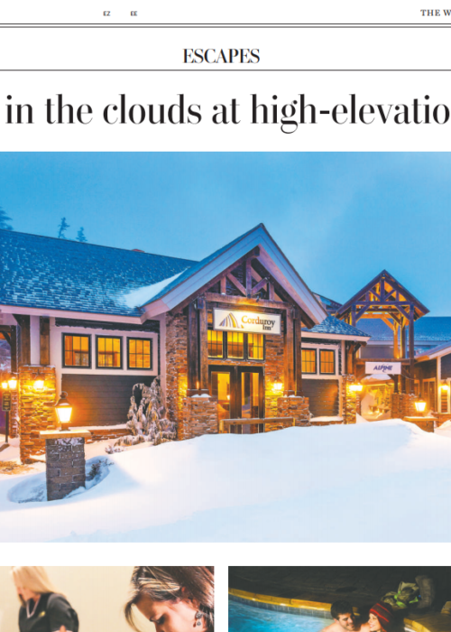 Washington Post | W.Va.'s 'island in the sky' hosts pristine trails for skiing and snowboarding
