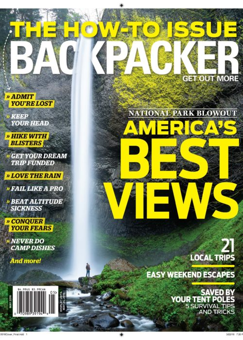 Backpacker | How to Love the Rain