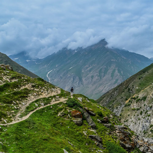 Panorama | A First Hike