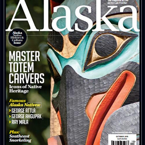 Alaska Magazine | The Right Mask