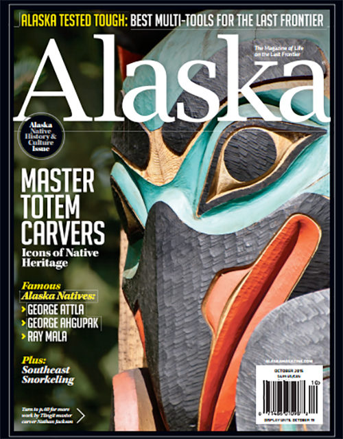 Alaska Magazine | The Right Mask