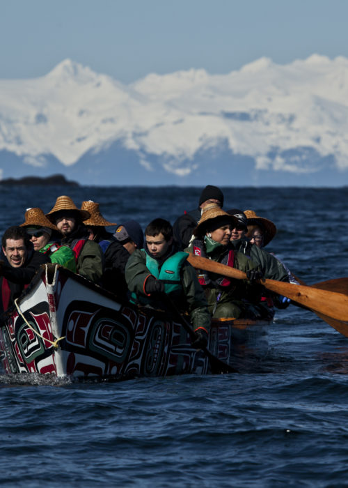 Smithsonian | How Canoes Are Saving Lives and Restoring Spirit