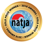Gold Prize Winner, 2018 NATJA Travel Media Awards