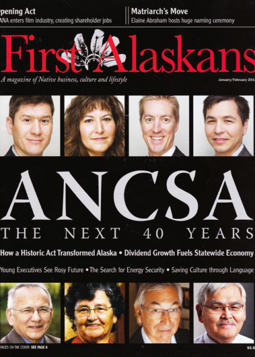 First Alaskans Magazine | Mother for Her People