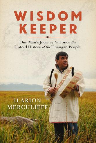 49 Writers   Wisdomkeeper by Ilarion Merculieff