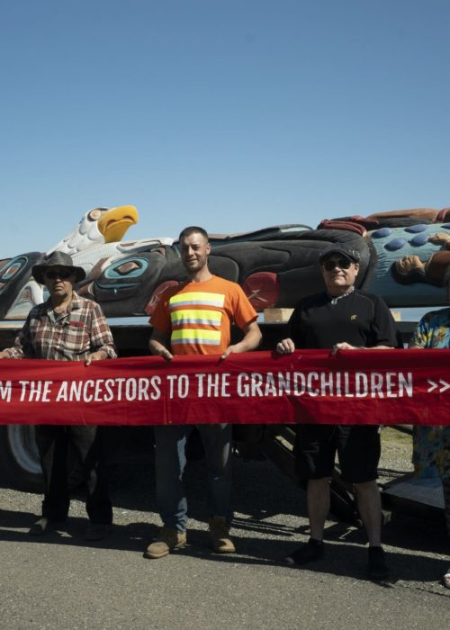 National Geographic Travel | Why is This Totem Pole Travelling Across America?